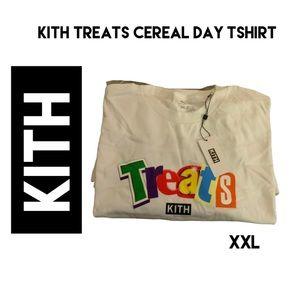 Kith Treats Cereal Day Short Sleeve Mens Shirt